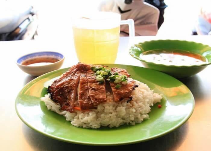 Quán cơm ngon ở phú quốc